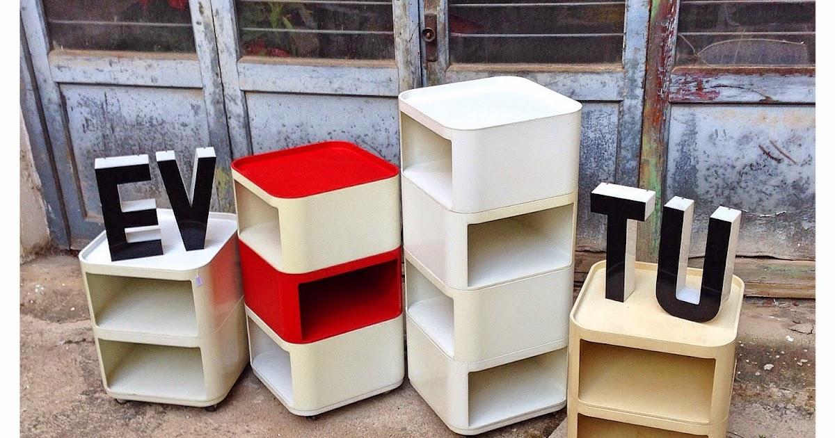 EncantsVintage: Mueble modular SAMOES
