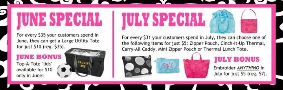 Thirty One Gifts June Special