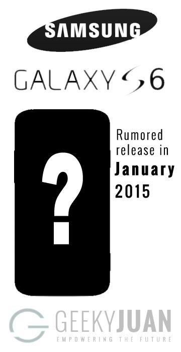 Galaxy S6 Rumor - Geeky Juan