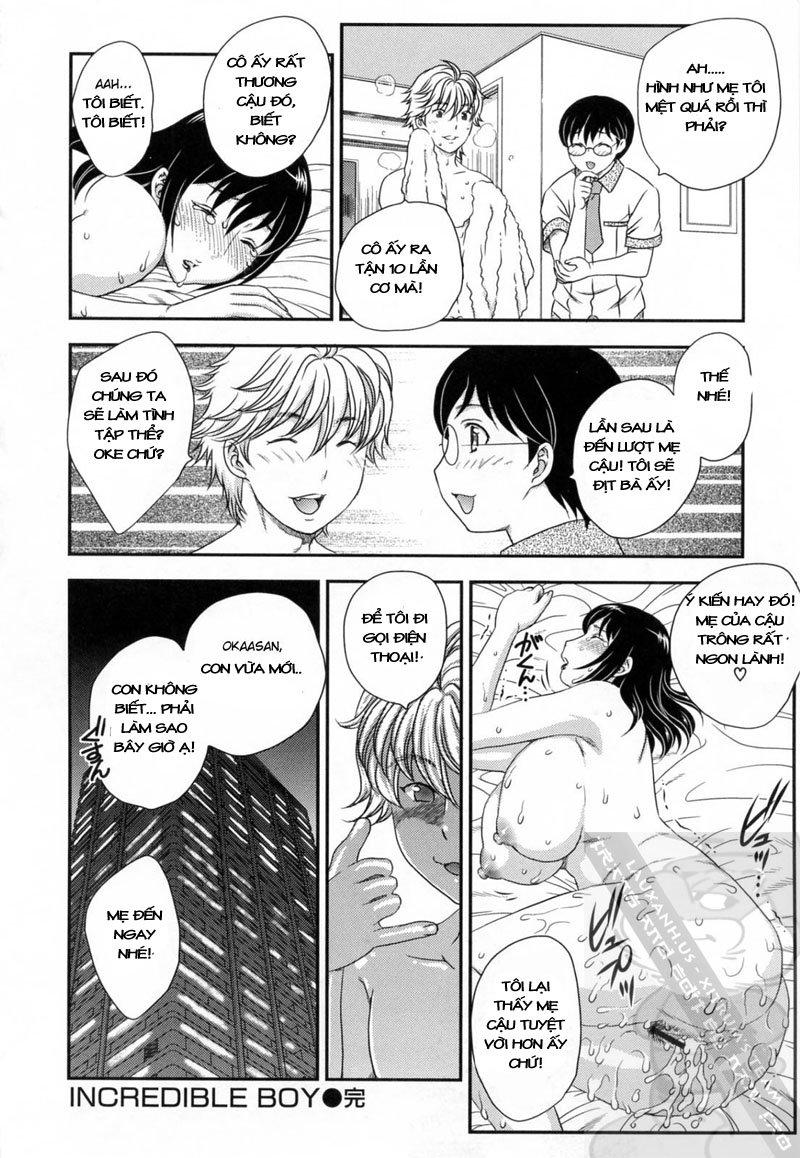 TruyenHay.Com - Ảnh 18 - Inyuuzuma no Sono Chapter 11