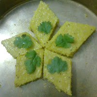green peas dhokla recipe gujarati