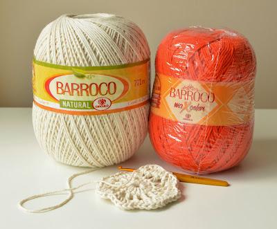 Circulo yarns of Brazil - Barocco line