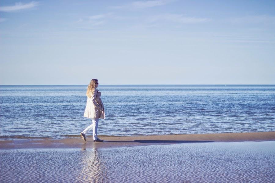 юрмала море