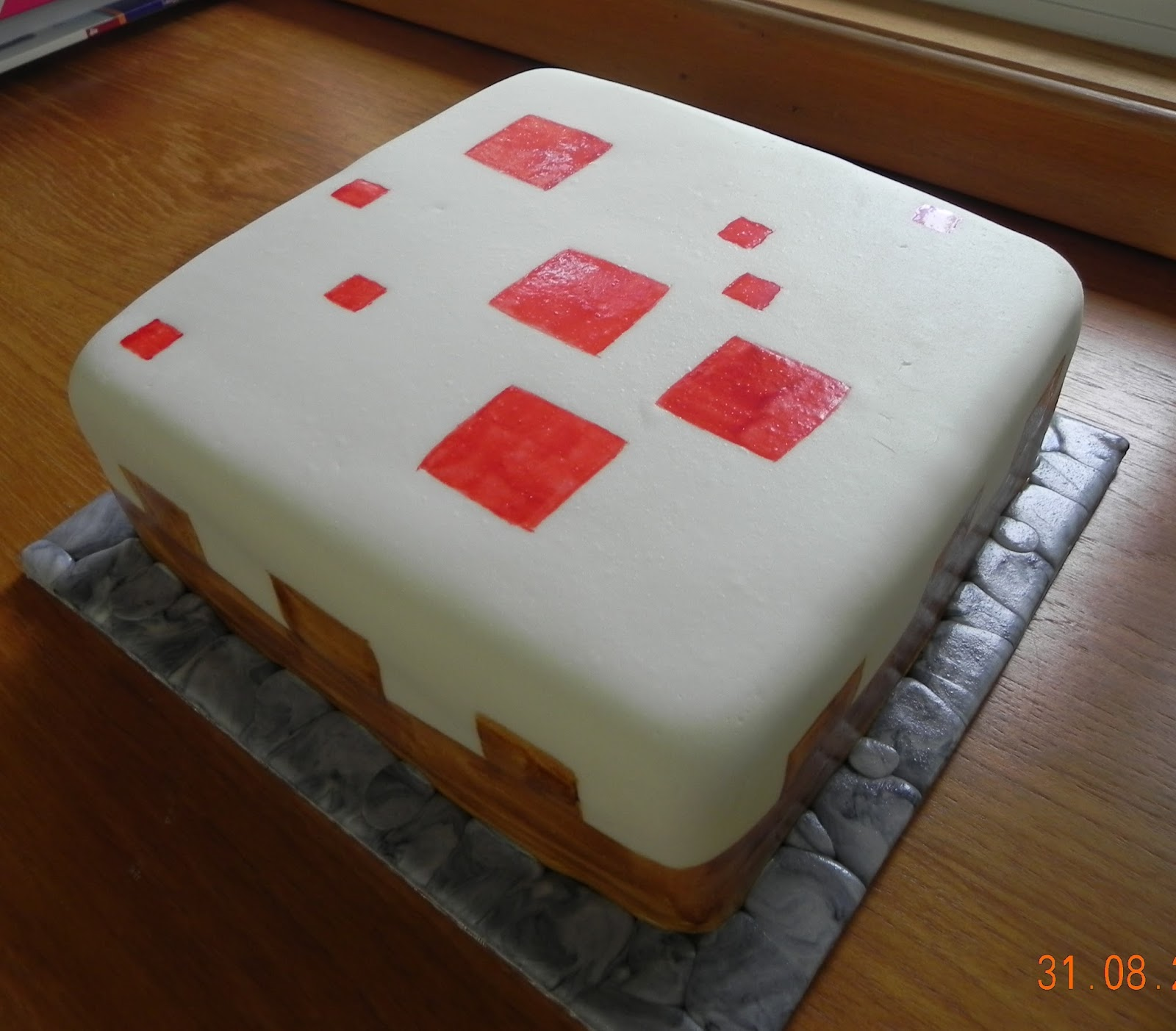 Pictures cakes minecraft of