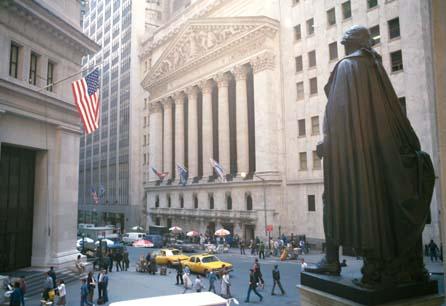 Control Wall Street