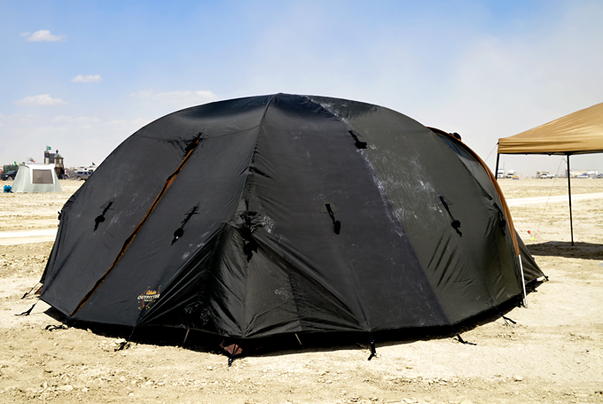 This is Black Rock City & This is Black Rock City: 37/Tents-1