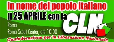 ROMA, 25 APRILE, ASSEMBLEA DELLA CONFEDERAZIONE