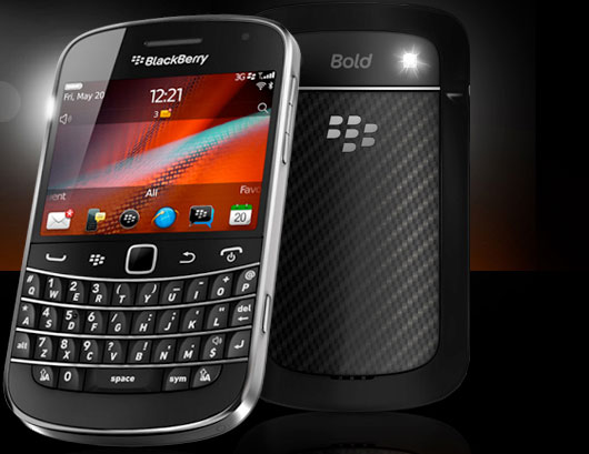 What is the latest blackberry bold