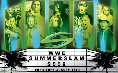 2008 WWE SummerSlam ppv event