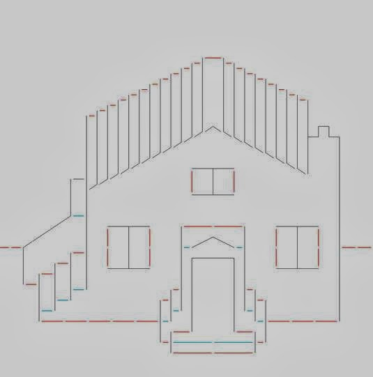 My First Try Origamic Architecture Was