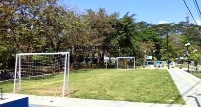 fasilitas olah raga dan futsal di taman merbabu kota malang
