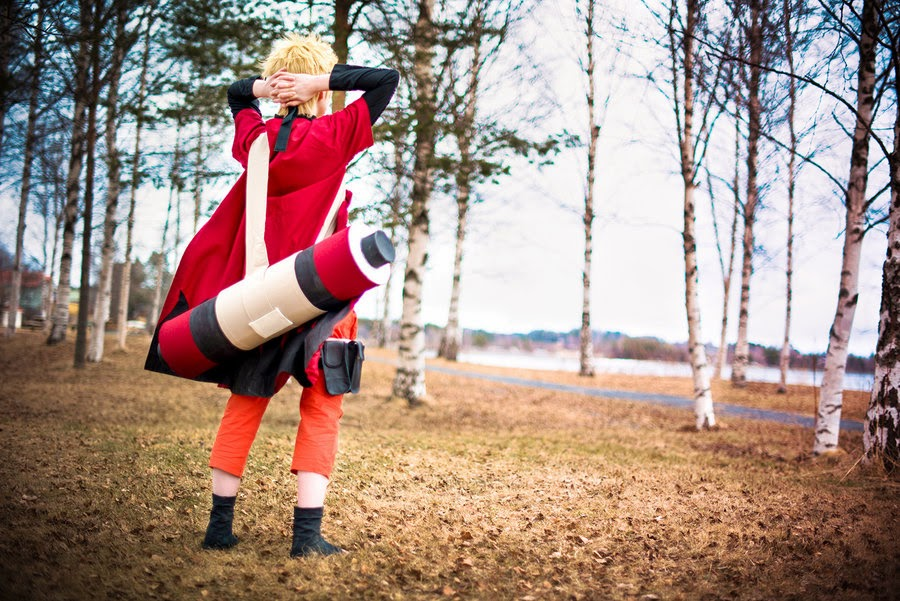 Naruto Uzumaki Cosplay - His Dream