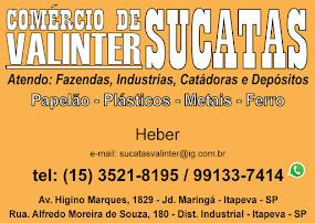 COMÉRCIO DE SUCATAS VALINTER