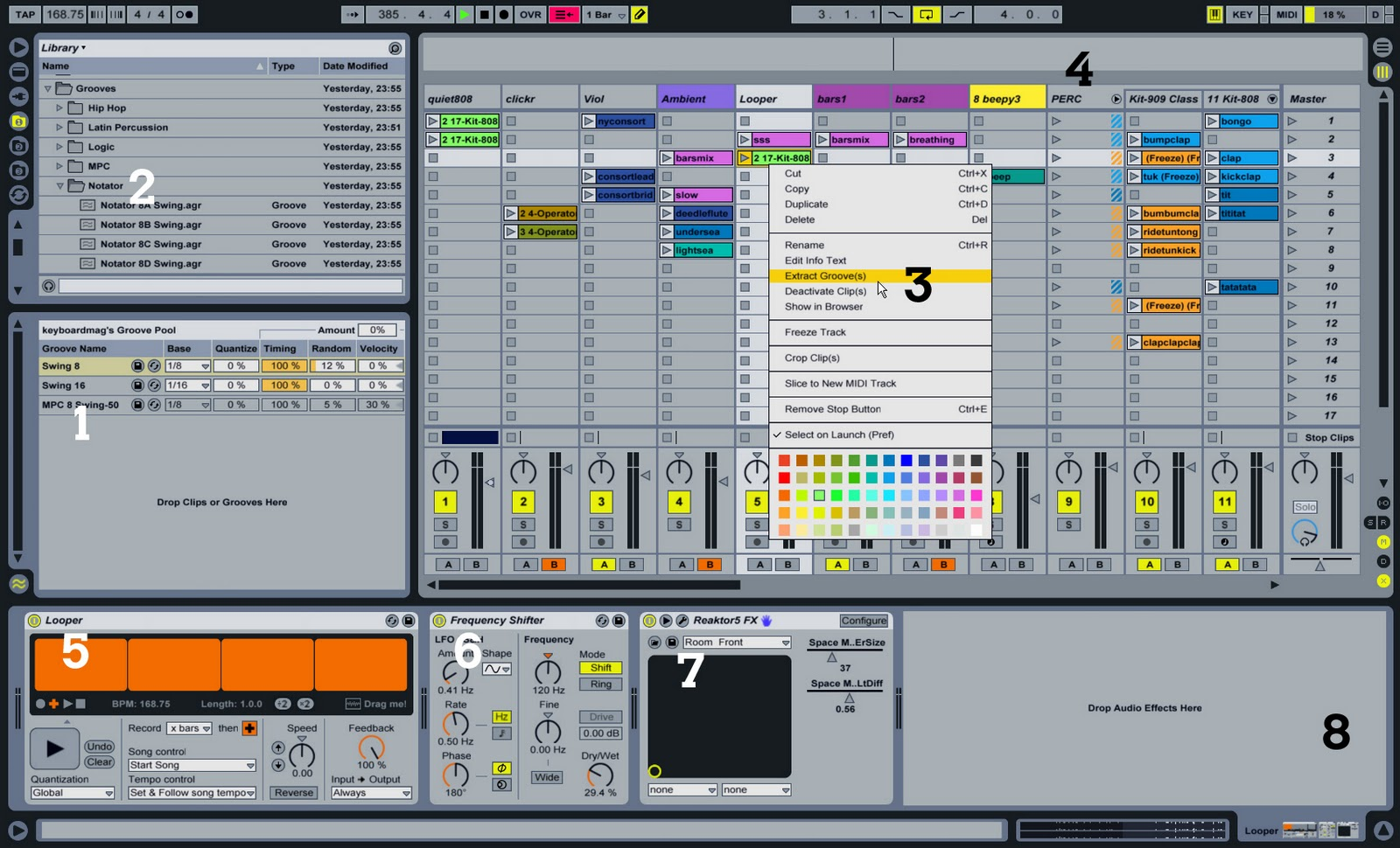 Ableton suite v8.2 mac osx intel keygen