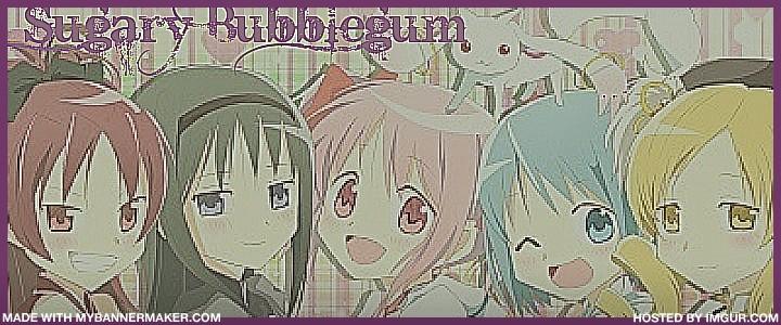Sugary Bubblegum