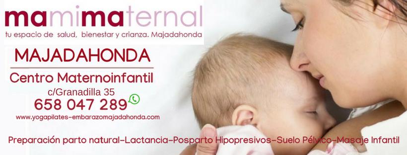 """MAMIMATERNAL """"Ejercicios para Embarazadas. Yoga. Parto y Posparto"""" Majadahonda Madrid Noroeste"""