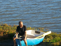 Me on Hindmarsh Island near Adelaide.