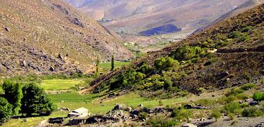 valle de la comuna de monte patria