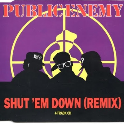 Public Enemy – Shut 'Em Down (Remix) (CDS) (1994) (320 kbps)