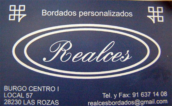 Los naranjos arte y gastronom a beatriz y su tienda for Bordados personalizados madrid