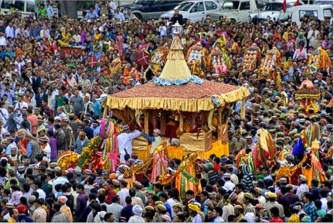 Mysore Dasara Festivals
