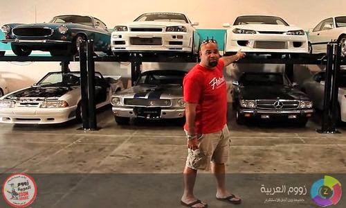 طرح أسطول سيارات النجم الراحل بول ووكر للبيع