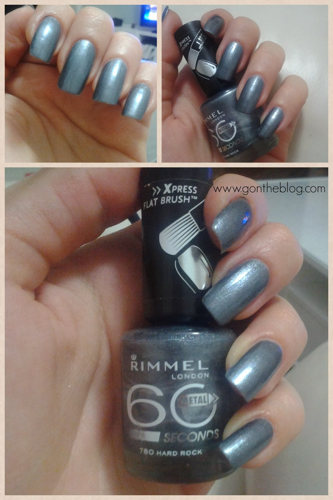 rimmel london hard rock