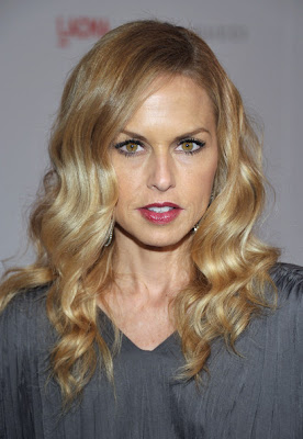 Rachel Zoe Long Wavy Cut Hairstyle