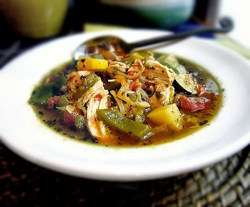Chicken Soup for Body and Soul