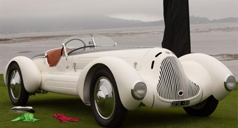 1931 Alfa Romeo 6C 1750 Gran Sport Aprile Roadster-Vintage-cars