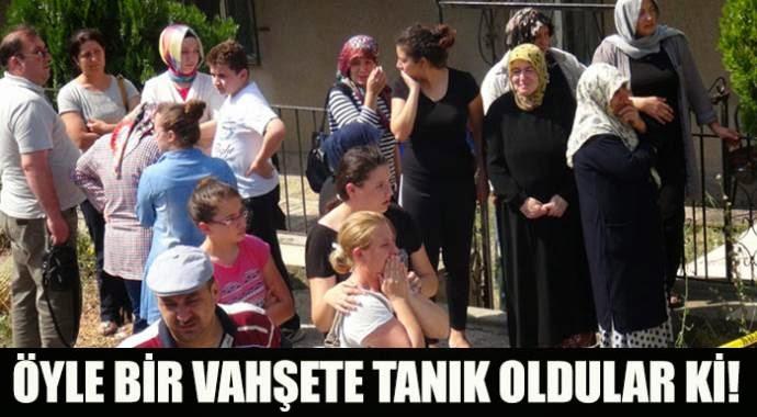 Bursa'da vahşet!