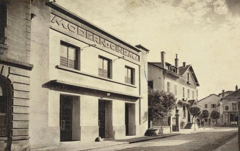 Ciné-Façades: Modern-Cinéma (Thaon-les-Vosges - 88)