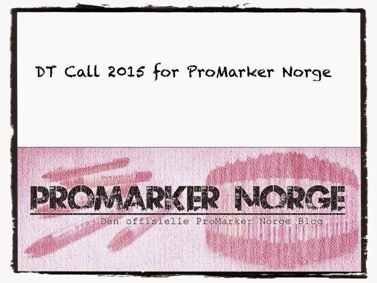 DT _ CALL PROMARKER NORGE