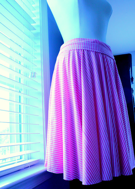 simple summer skirt