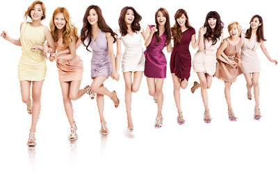 SNSD ( Girls' Generation )