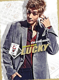 "2nd mini-album ""LUCKY"""
