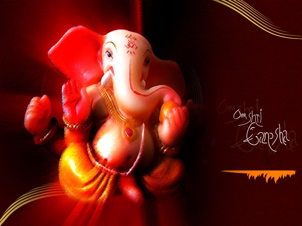 lord ganesha wallpaper computer background - photo #35