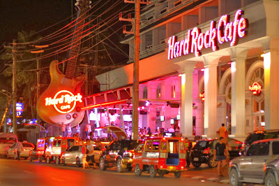 Hard Rock Cafe Phuket Thailand