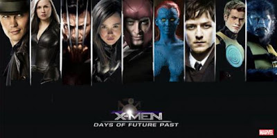 Film X-Men Days of Future Past Ada 1 Mutan Baru