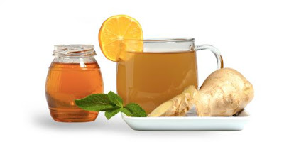 Drinking ginger tea can relieve stress
