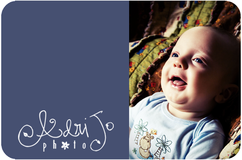 3 Month Baby Pics {Bosie Baby Photography} Adri Jo Photo