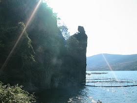 Kız Kayası-Kolay-Kaya Mezarları