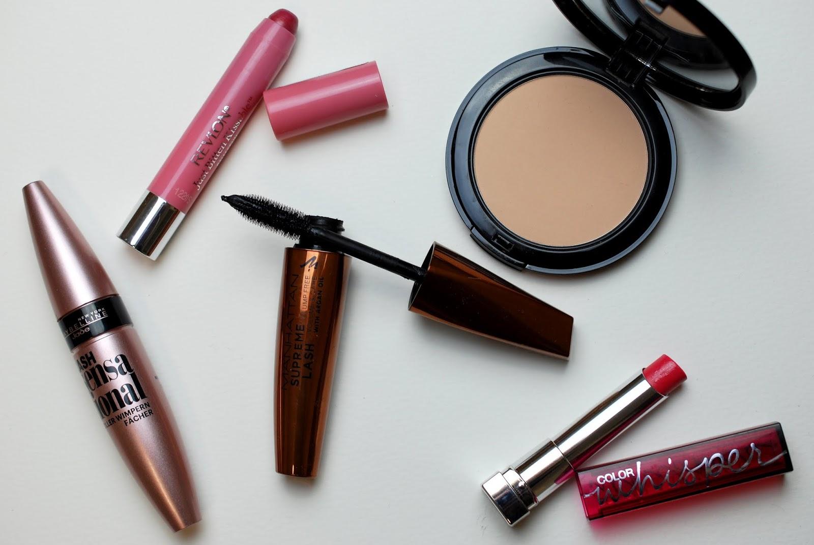 Blogparade: Meine Top 3 Beauty Essentials