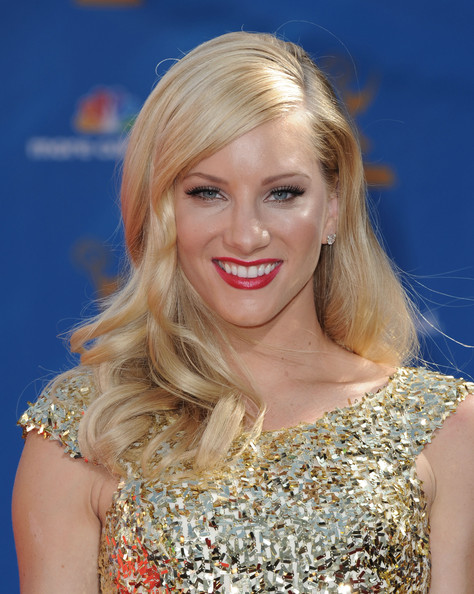 Heather Morris' Outstanding Outfits!