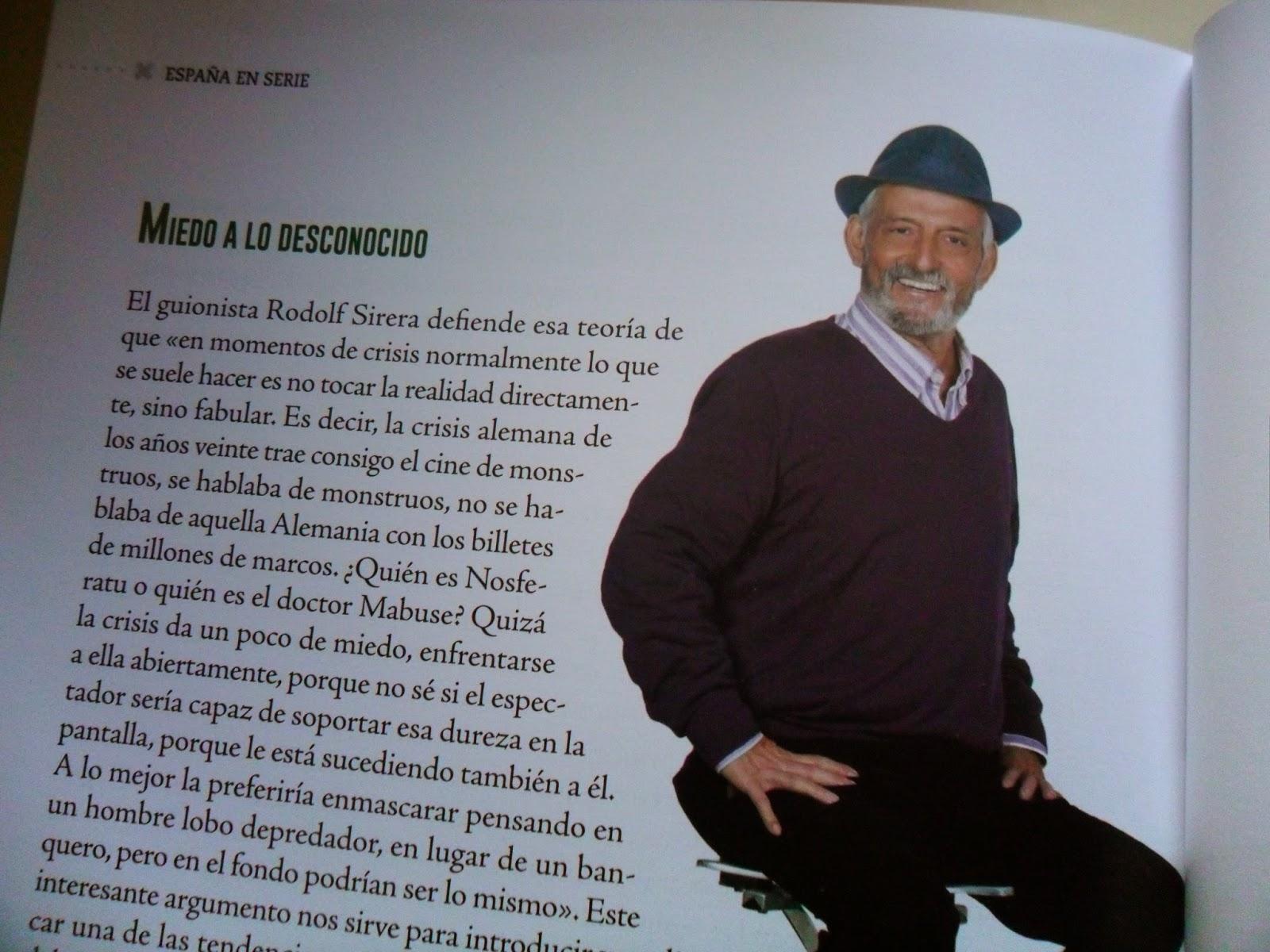 El actor murió poco después de grabar el documental, Cuéntame, Curro Jiménez, Crematorio