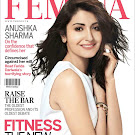 Anushka Sharma on the Cover of Femina Magazine August 2012  Cute Photos