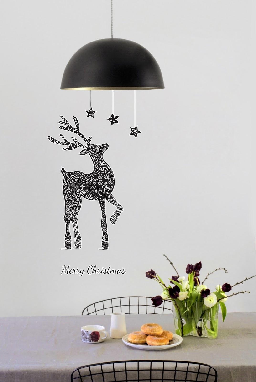http://pixers.pl/naklejki/karty-z-pozdrowieniami-christmas-z-jelenia-na-bialym-56415317