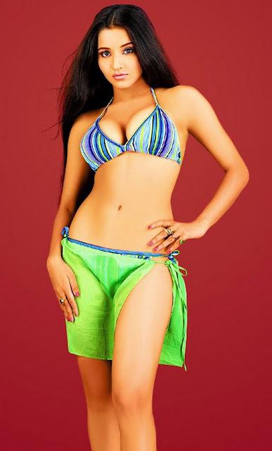 Bhojpuri Actress Monalisa Hot Pics