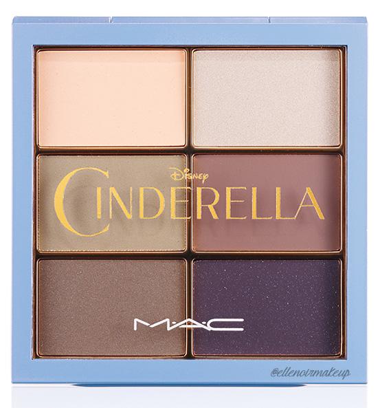 Palette Cinderella MACCinderella