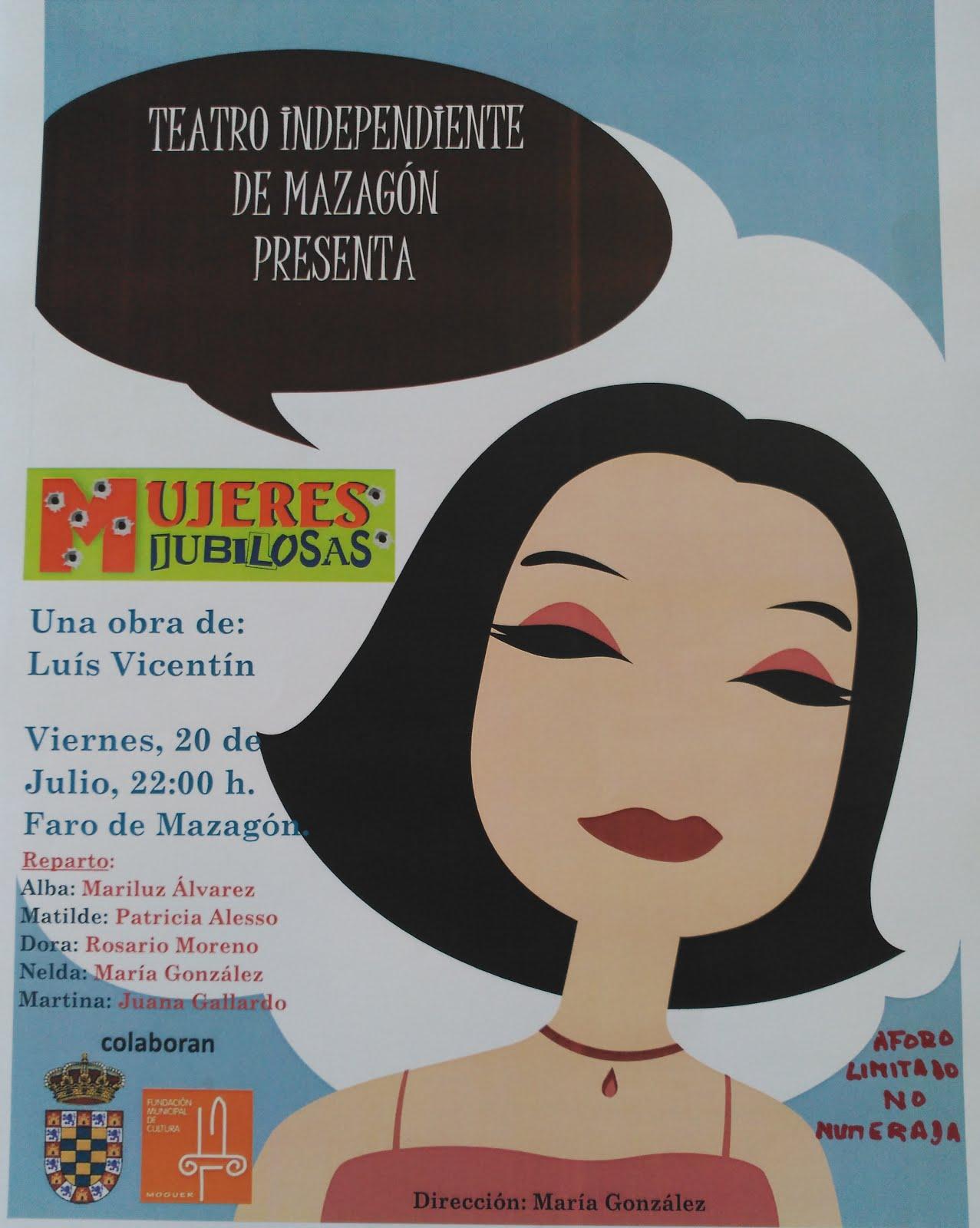 Teatro en Mazagón